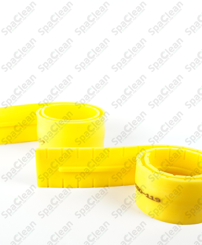 Комплект резины водосборной балки