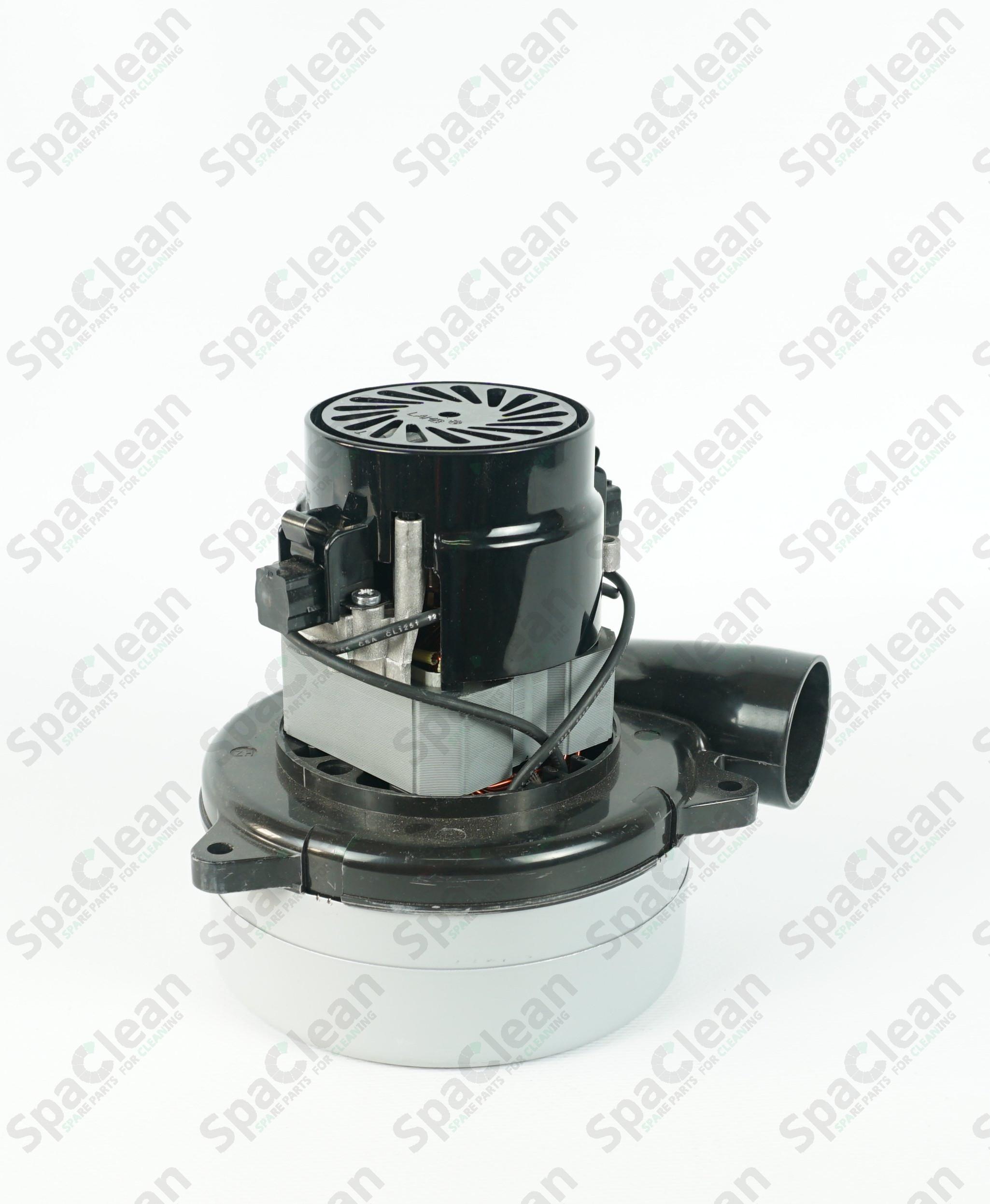 Вакуумный мотор 24V 400W Двухстадийный для Karcher B90