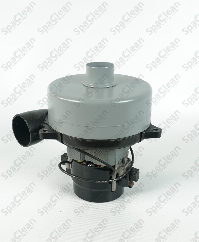 Вакуумный мотор 24V 334W Двухстадийный для Fimap Maxima 500 BS-BTS