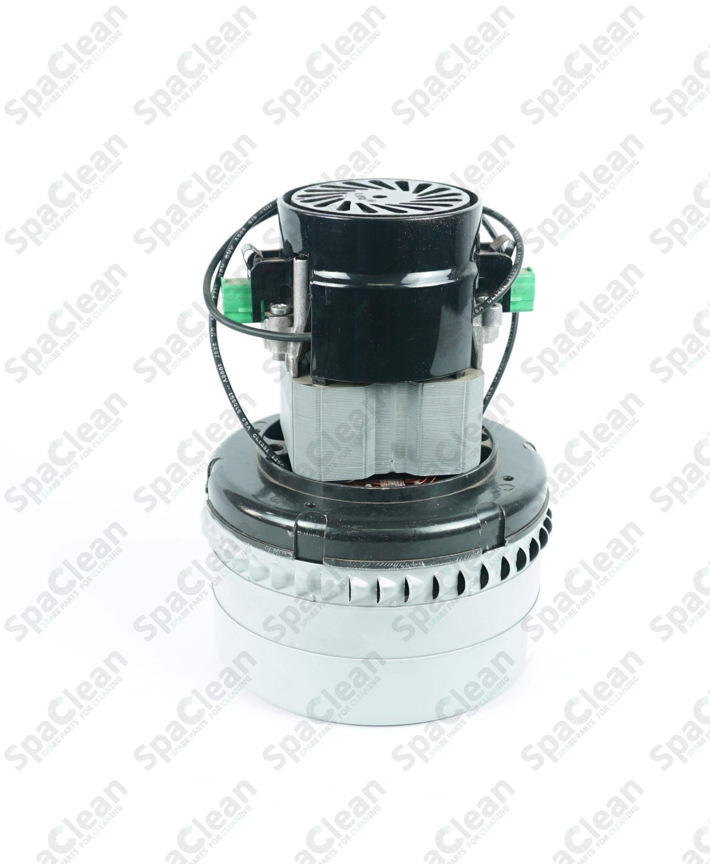Вакуумный мотор 36V 650W Трехстадийный для Nilfisk Alto 6700