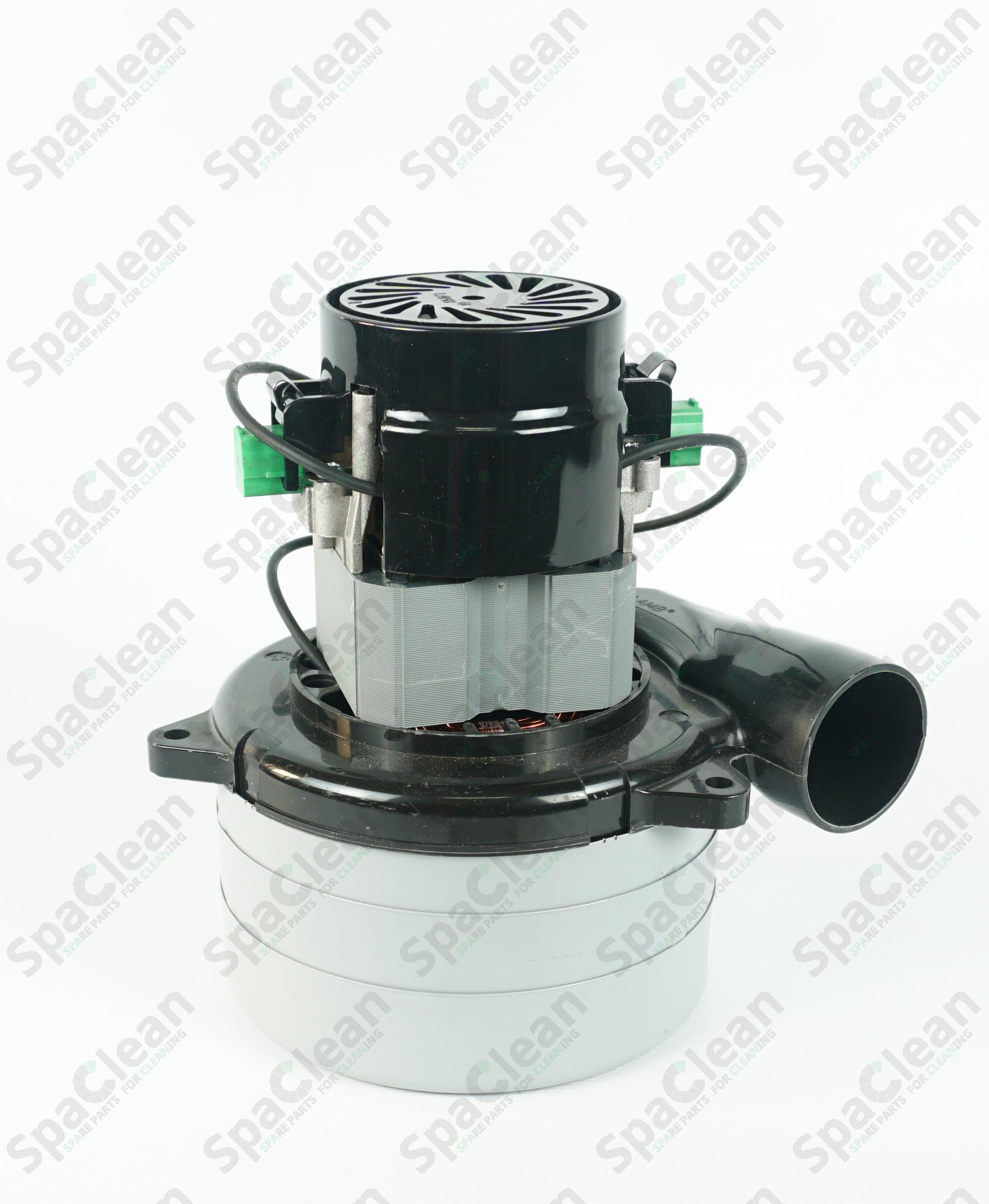 Вакуумный мотор Lamb Ametek 36V 550W Трехстадийный для Nilfisk BR 1300