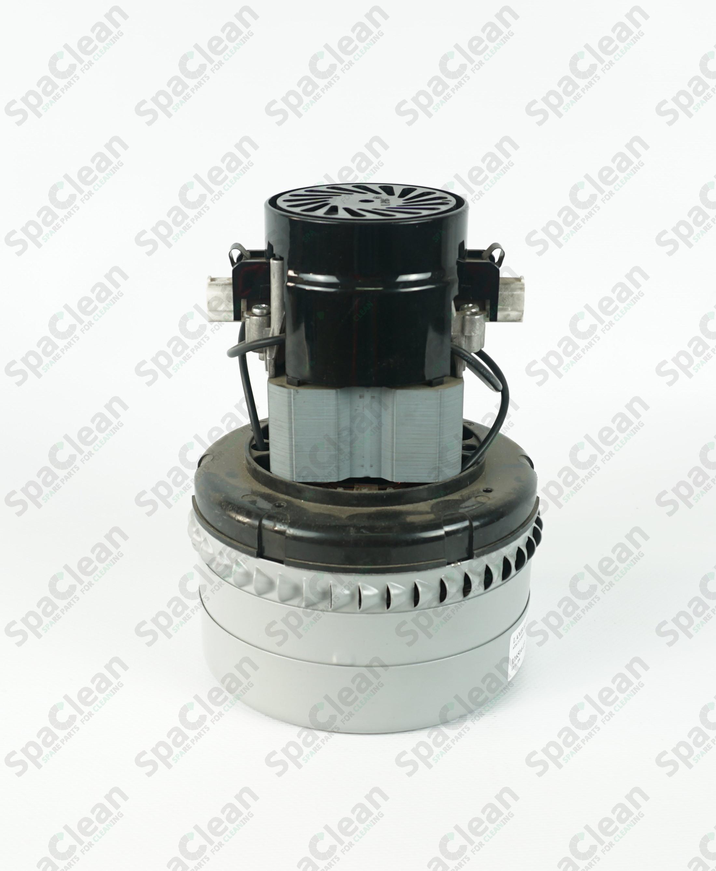 Вакуумный мотор Lamb Ametek 24V 650W Трехстадийный для Wetrok Duomatic 650