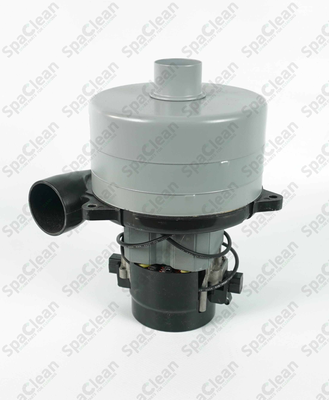 Вакуумный мотор 24V 530W Трехстадийный для Wetrok Sprinter XR 90