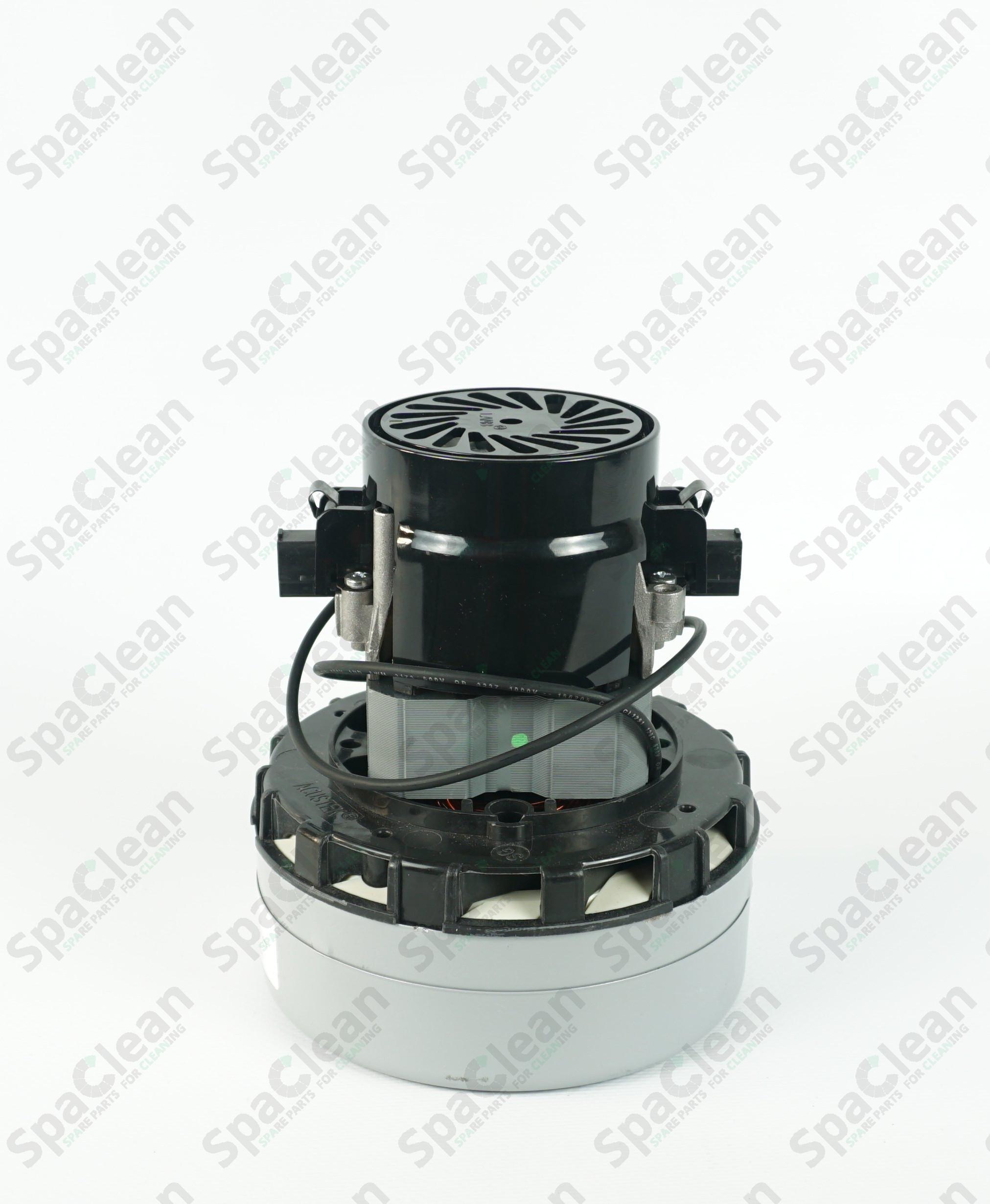 Вакуумный мотор 24V 420W Двухстадийный для Fimap Minny 20