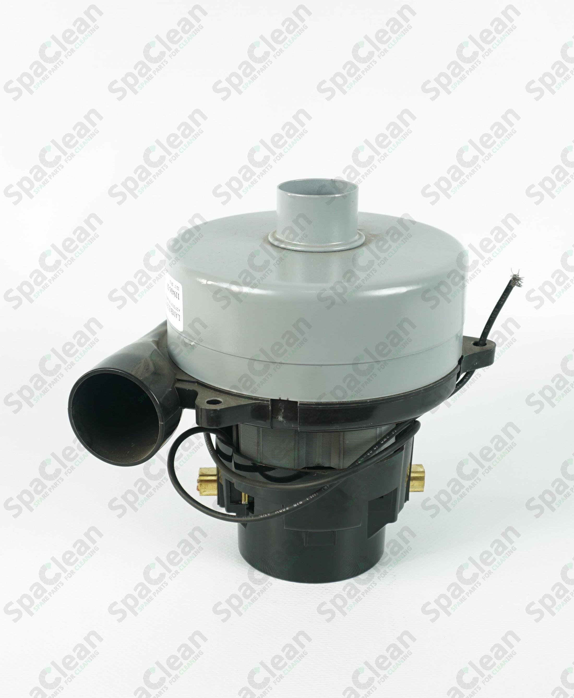 Вакуумный мотор Lamb Ametek 24V 400W Двухстадийный для Hako B43