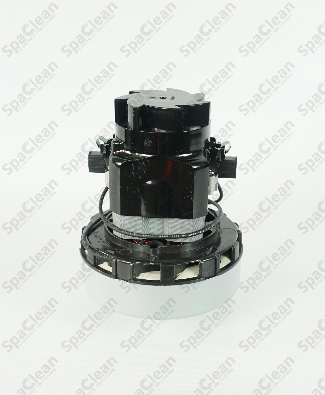 Вакуумный мотор Lamb Ametek 24V 370W Одностадийный для Comac ABILA 42 B/BT