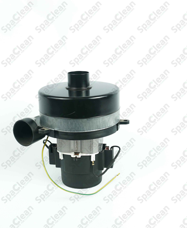 Вакуумный мотор 230V 1000W Двухстадийный для Cleanfix DS 7