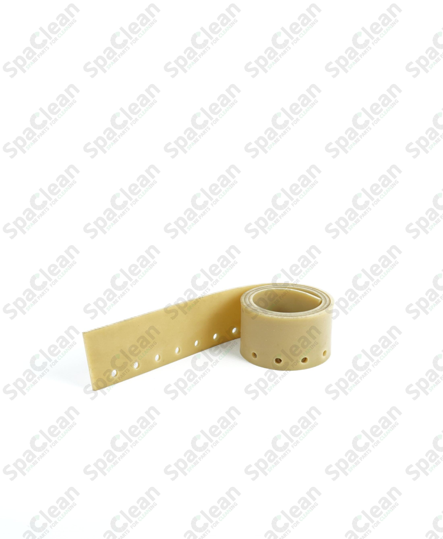 Резина сквиджа задняя 801x45x3 Резина Бежевая