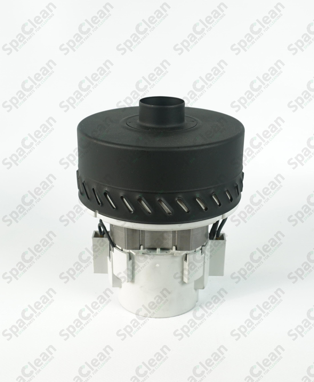 Мотор вакуумный 24V 300W Двухстадийный для Fimap MMx 50B (с 2011 г.в)