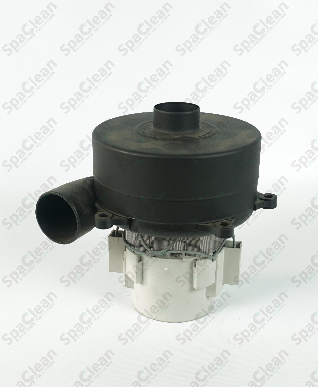 Вакуумный мотор 230V 550W Двухстадийный для Comac MEDIA 26E1S
