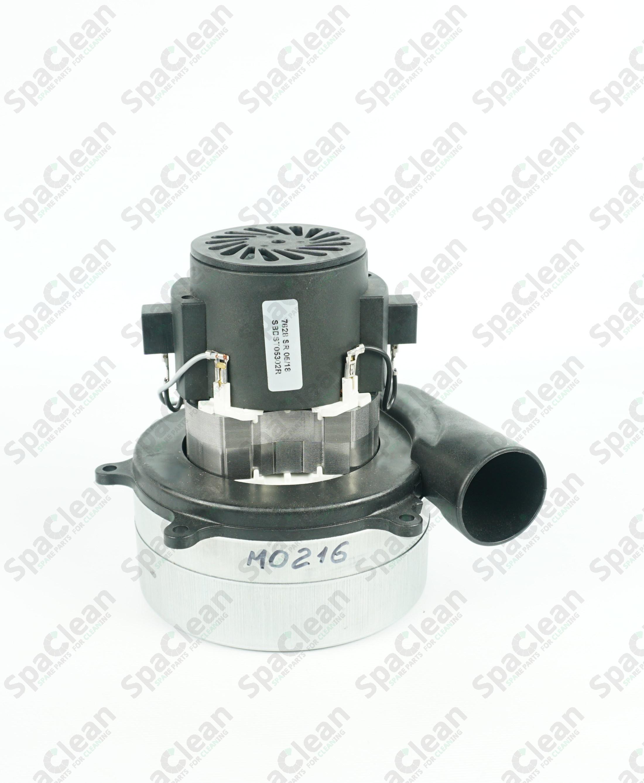 Вакуумный мотор Ametek 230V 550W Двухстадийный для Fiorentini DELUXE 350E