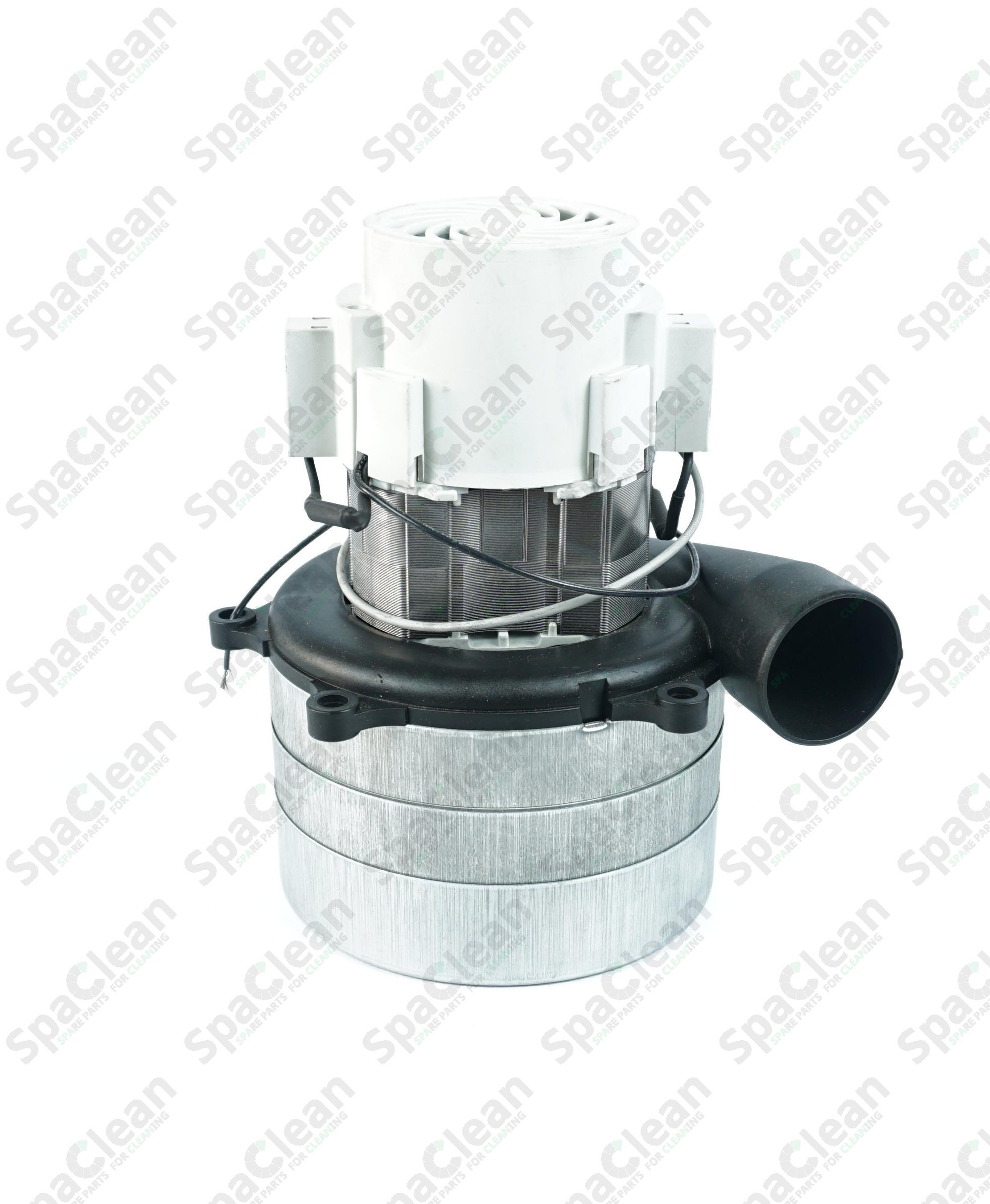 Вакуумный мотор Synclean 230V 1300W Трехстадийный