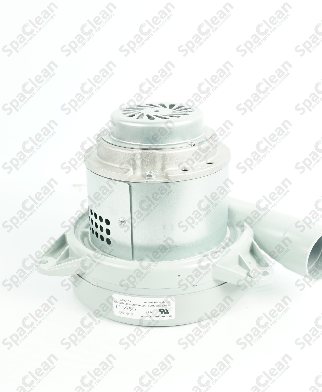 Вакуумный мотор Lamb Ametek 230V 1550W Двухстадийный