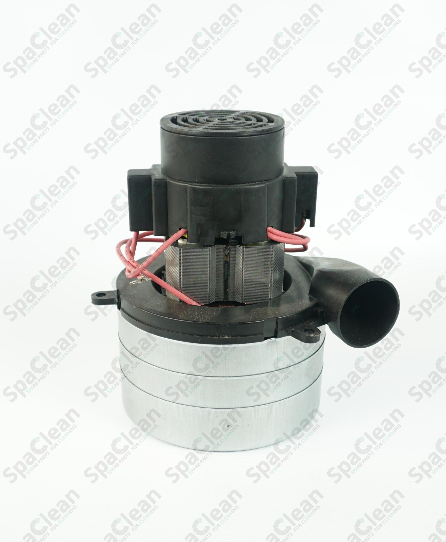 Вакуумный мотор Ametek 36V 600W Трехстадийный для Nilfisk BR 850