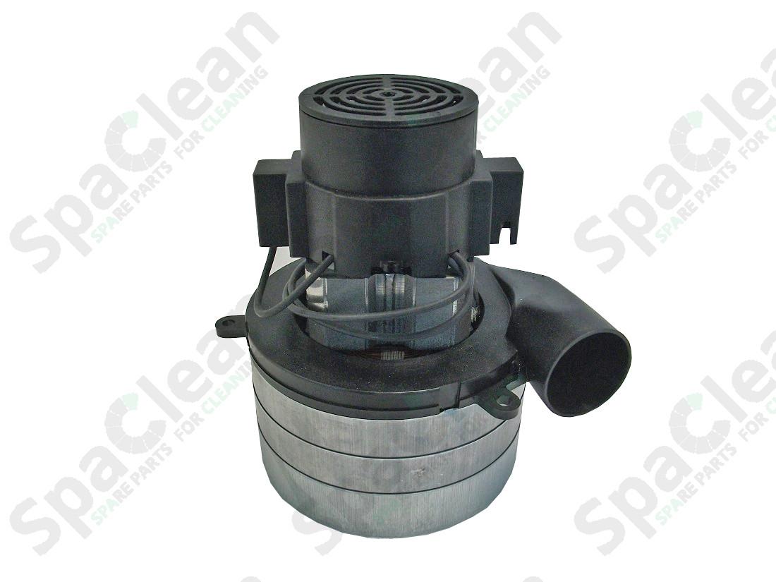 Мотор вакуумный 24V 500W Трехстадийный для Tennant 5540