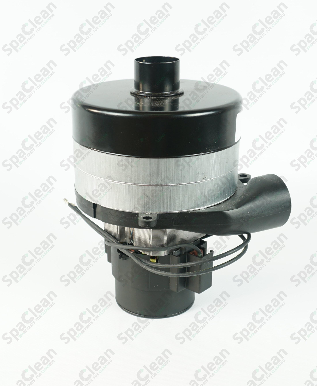 Вакуумный мотор 24V 500W Трехстадийный для Hako B655
