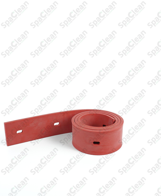 Резина сквиджа задняя 1041x50.5x5 35SH Красная