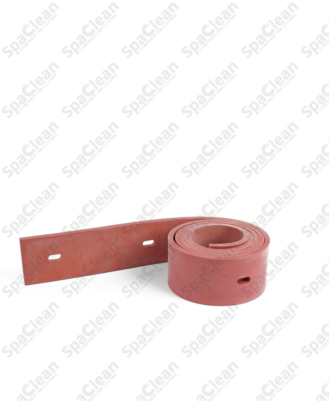 Резина сквиджа задняя 1285x50x5 35SH Красная