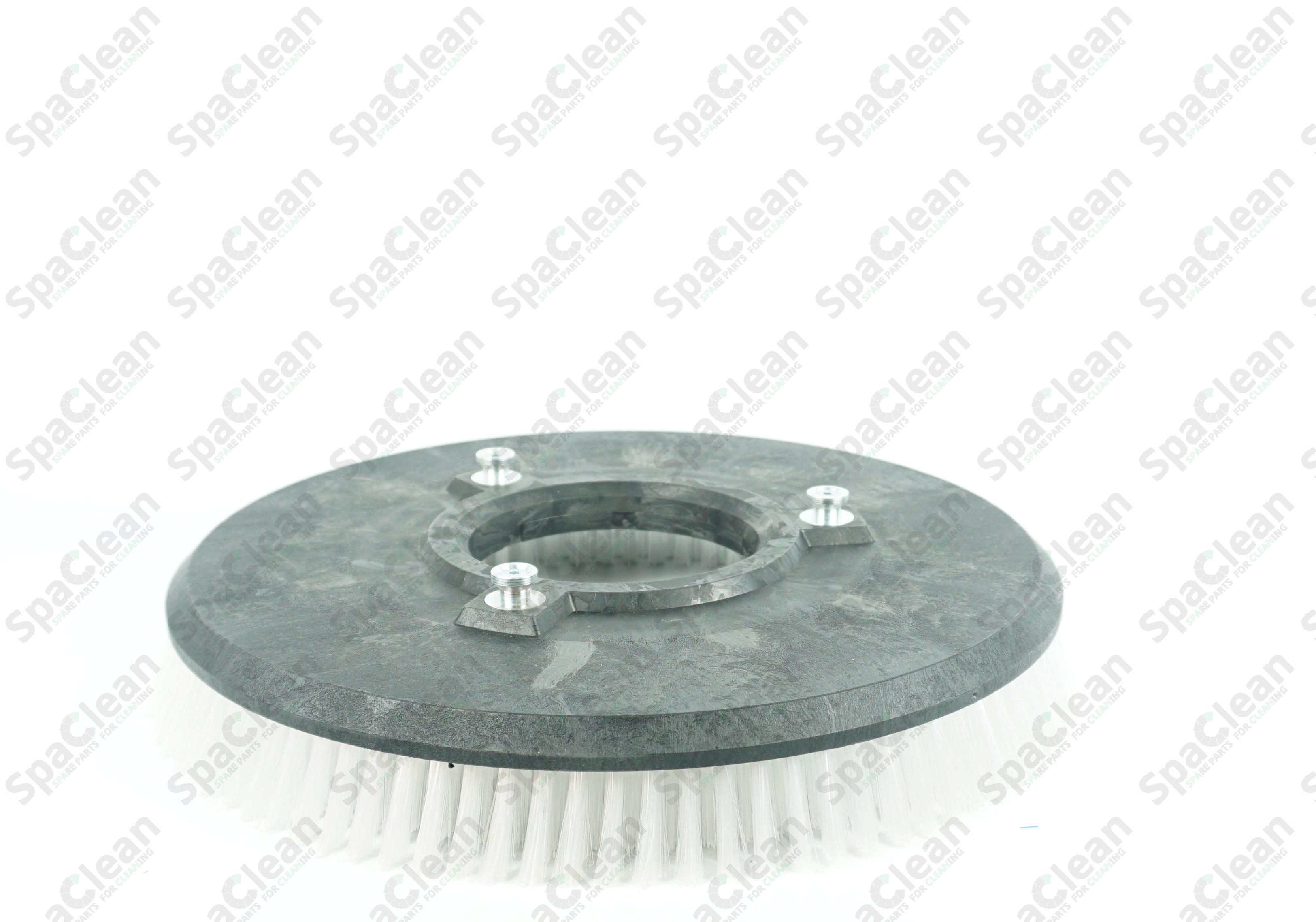 Щетка дисковая 430мм Полипропилен