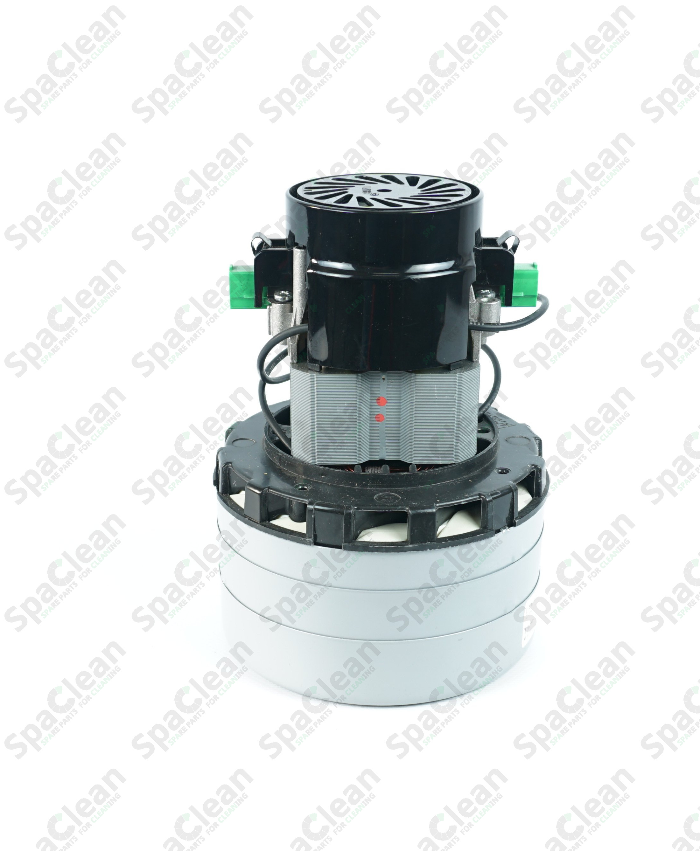 Вакуумный мотор Lamb Ametek 36V 660W Трехстадийный для Ghibli SERIE S3 110D75