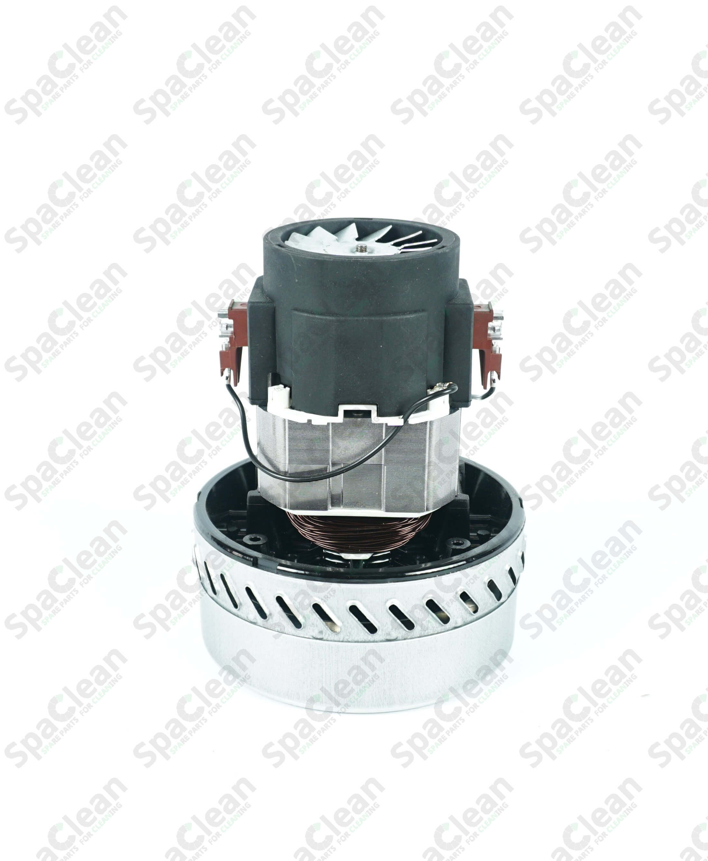 Вакуумный мотор 230V 1200W Двухстадийный для Ghibli AS400