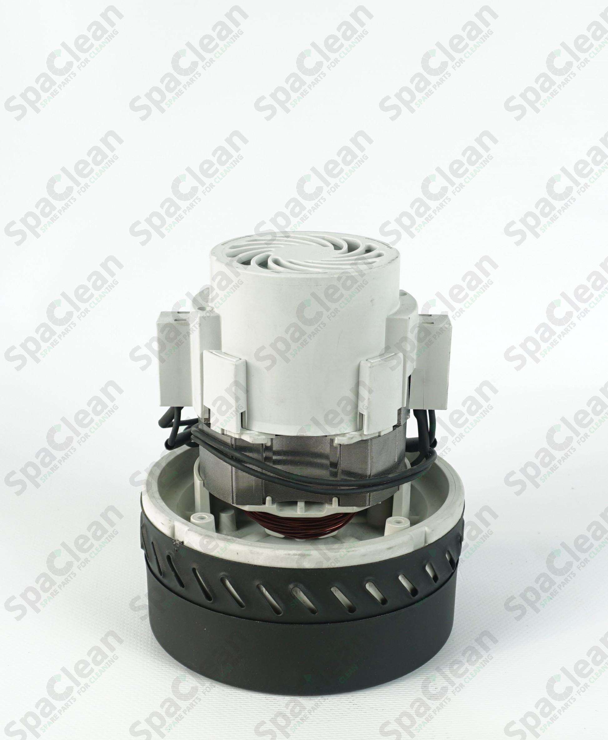 Вакуумный мотор 24V 240W Двухстадийный для Wirbel RAPID 15 M38