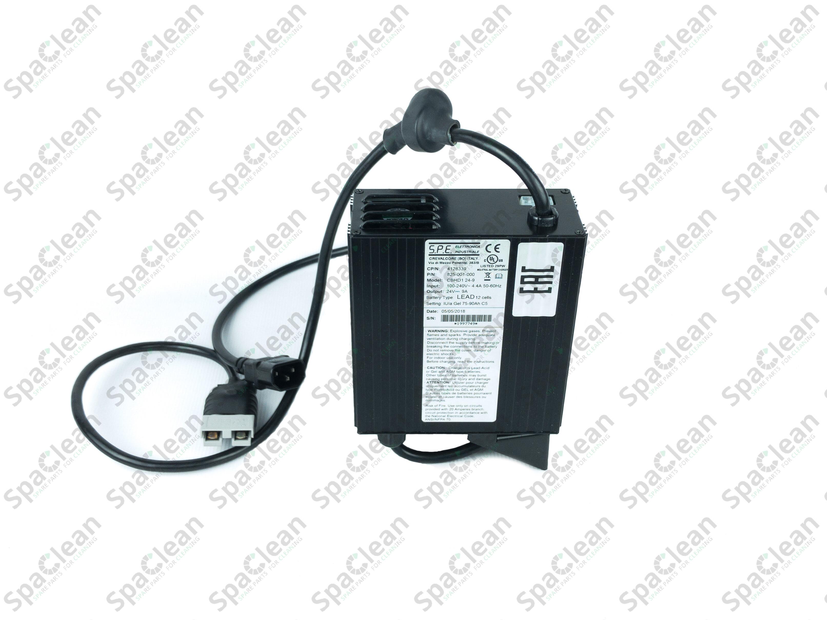 17620-67 Зарядное устройство CBHD1 24V 9A