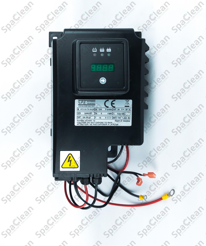 Зарядное устройство 24V 20A HF2-V4-TN