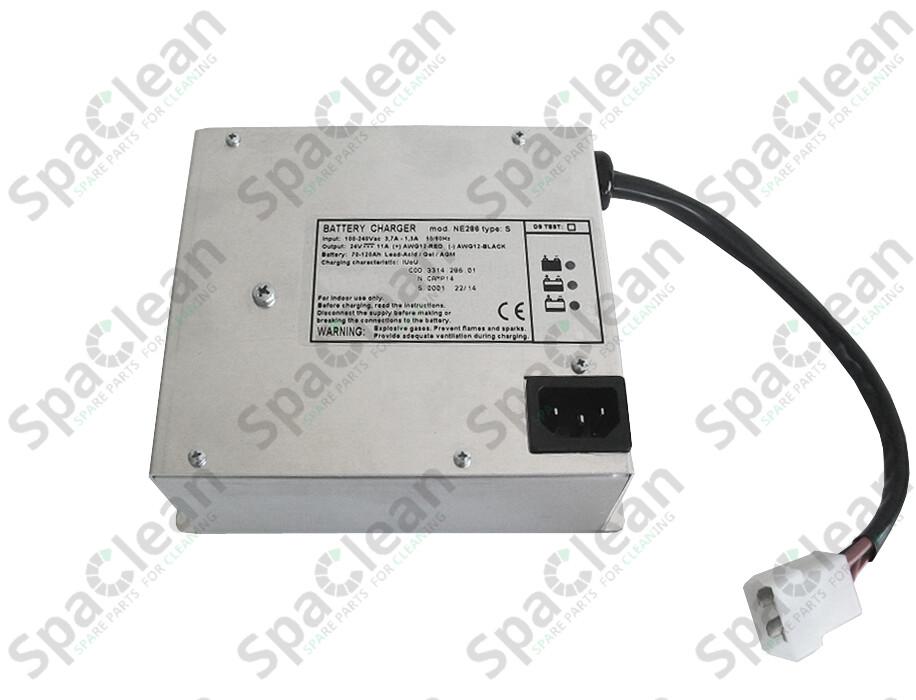 NE286S Встраиваемое зарядное устройство 24В 11А 70/120 Ah