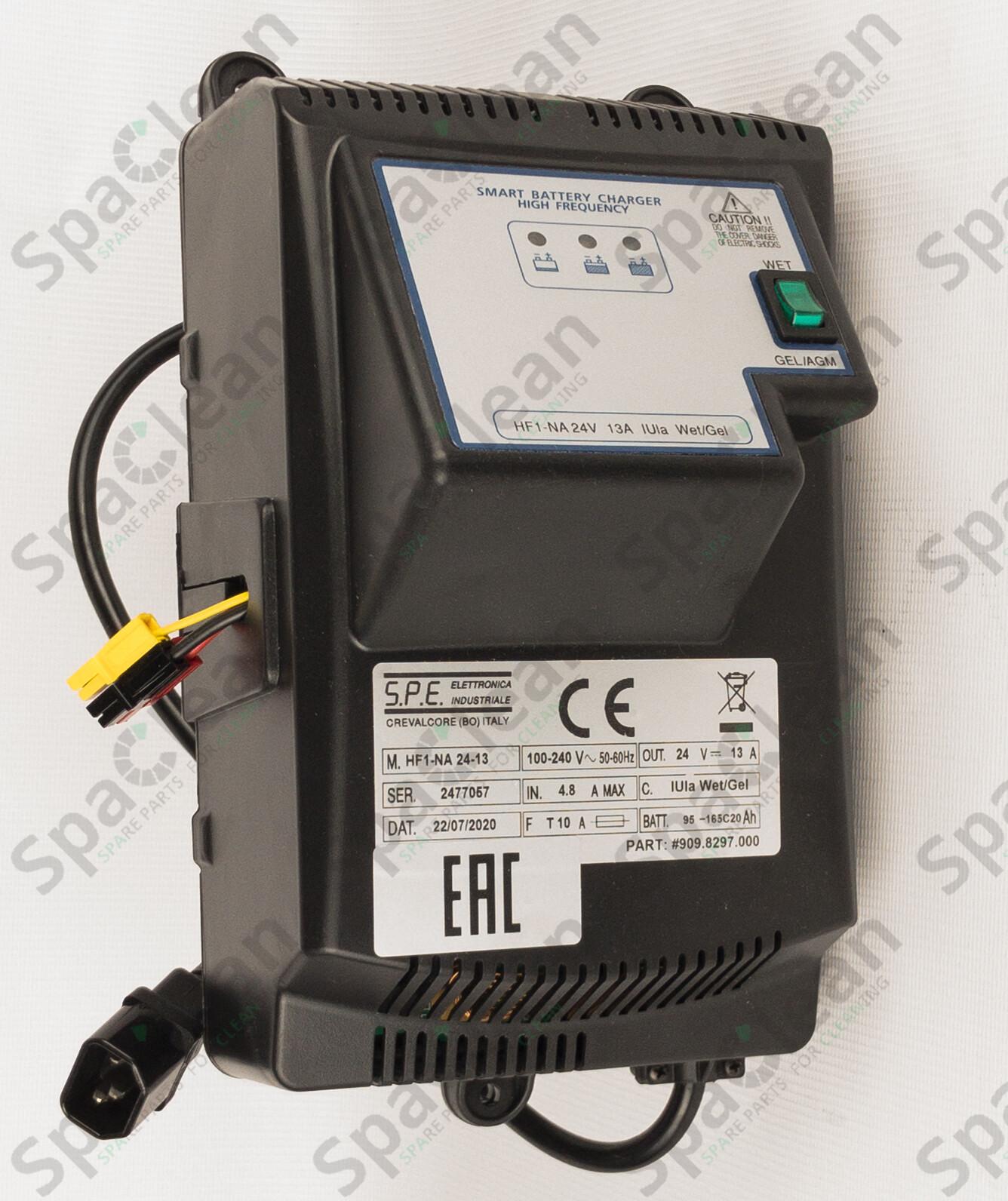 Зарядное устройство HF1 NA 24V 13A *9098297000