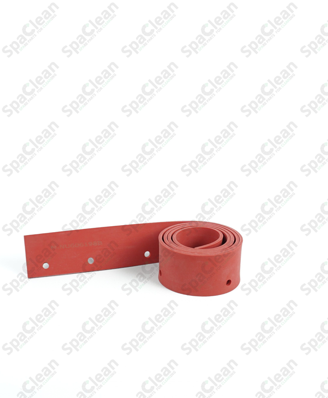 Резина сквиджа задняя 1113x45x3 Красная
