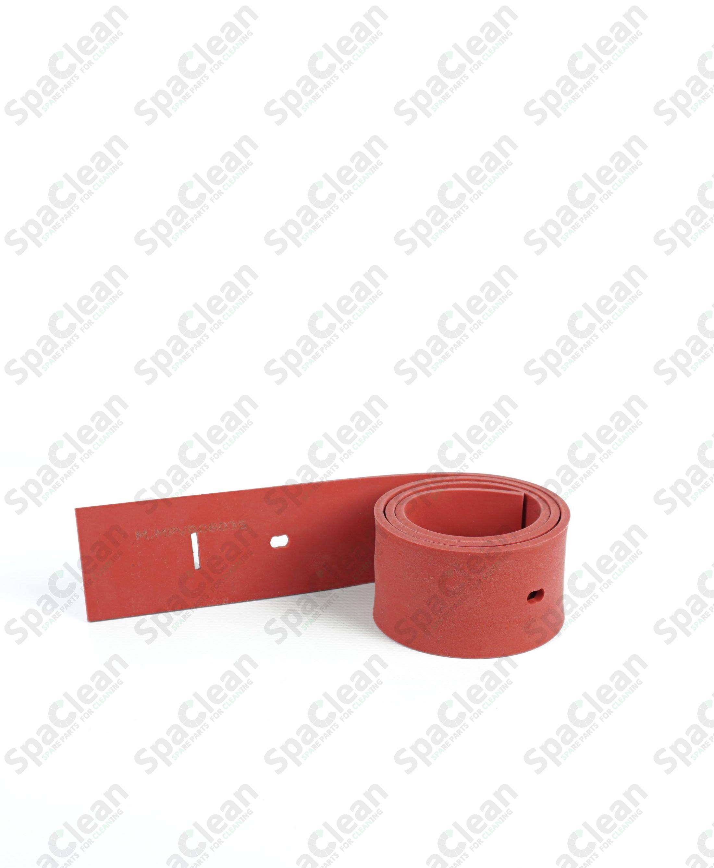 Резина сквиджа 900х54х4 задняя красная